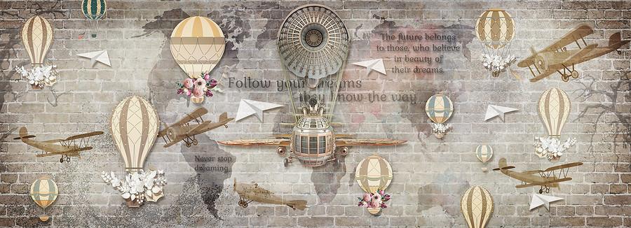 стена путешественника 01243D