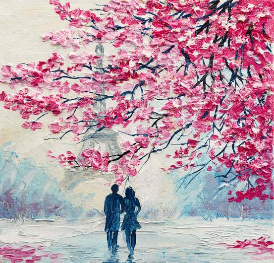 Pair of lovers 00849