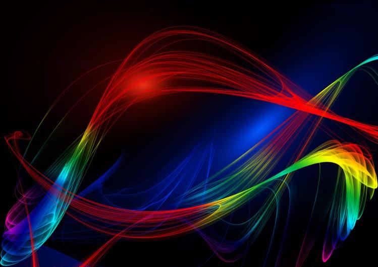 Abstraction rainbow 00069