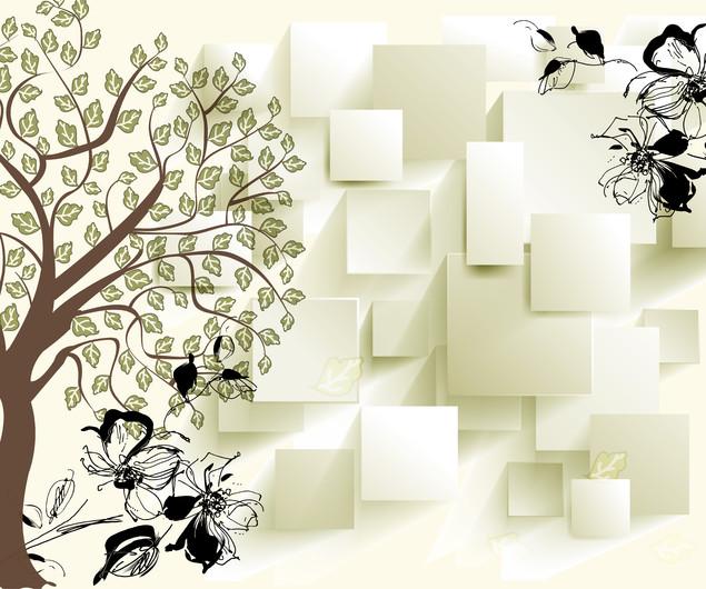 абстрактное дерево 01139