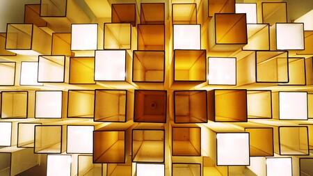 Абстрактные квадраты 01433