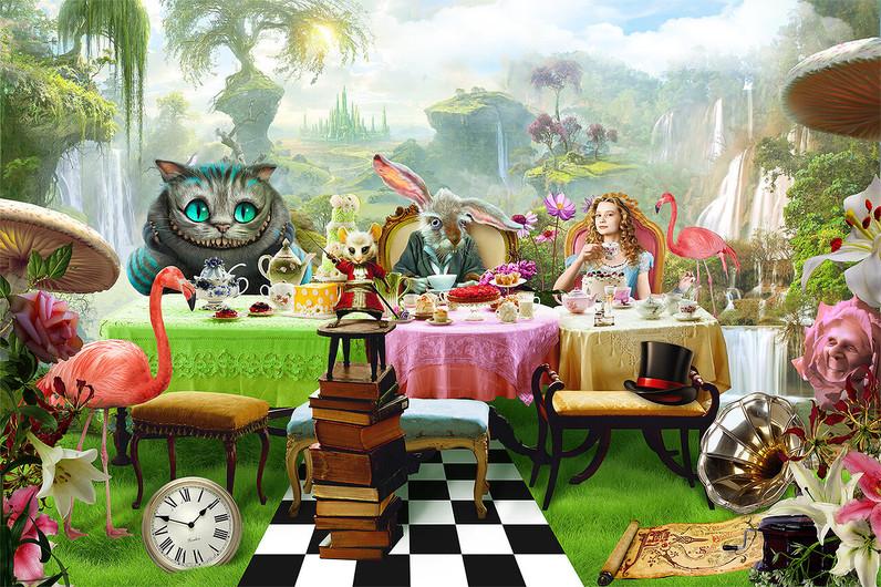 Алиса в стране чудес 01248D