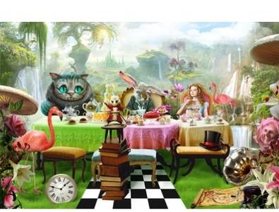 Алиса в стране чудес 01307