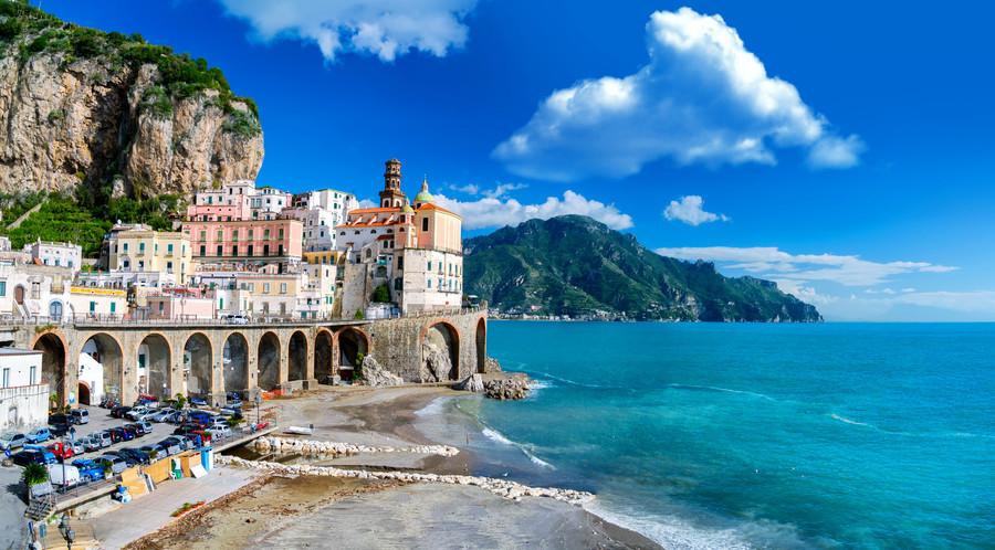 Amalfi in Italy 00203