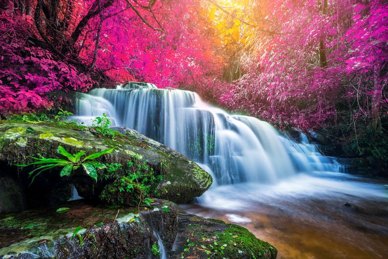 Amazing waterfall 00261
