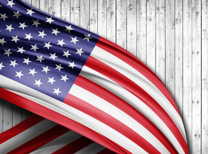 America flag 00309