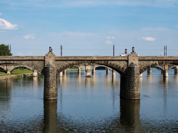 Arch bridge 00045