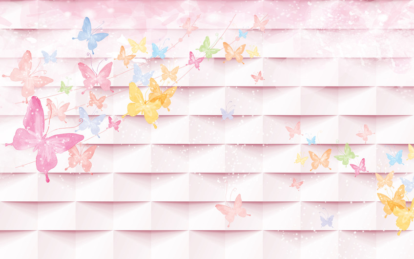 бабочки 01085