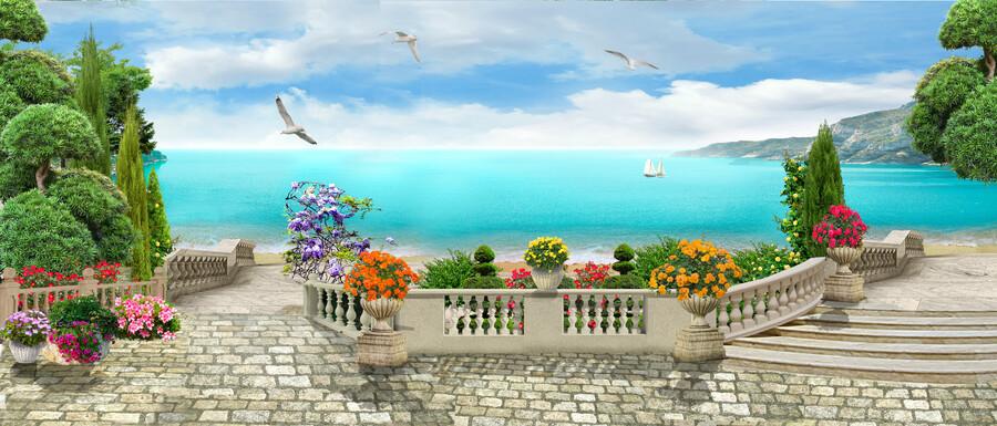 Балкон 01483