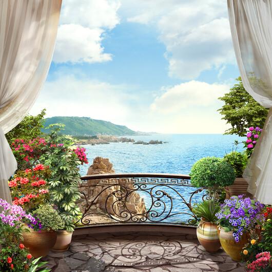 Балкон 01509