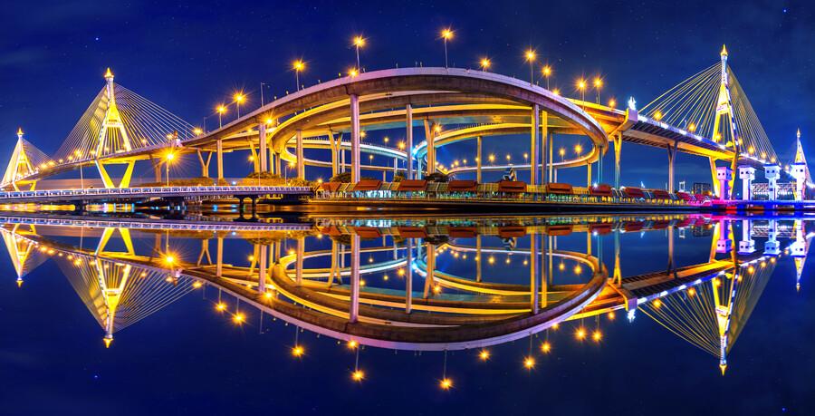 Бангкокский мост 01400