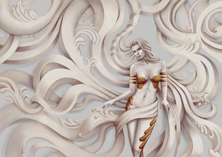 Beautiful goddess 00209