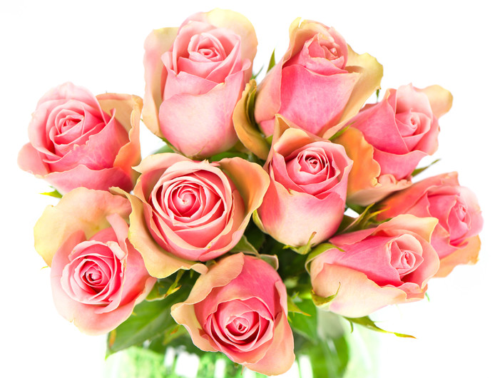Beautiful roses bouquet 00217