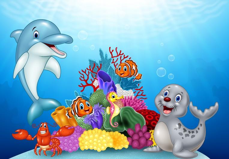 Beautiful Underwater World 00257