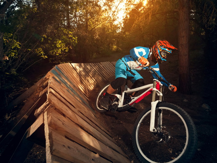 Bike trial 00096VG