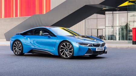 Blue BMW 00770