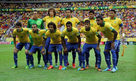 Brazil team 00087VG