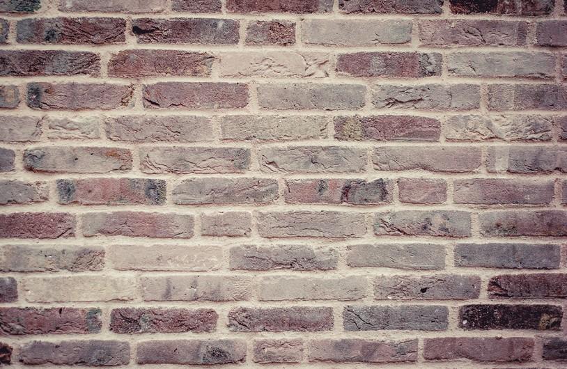 Bricks pink 00124