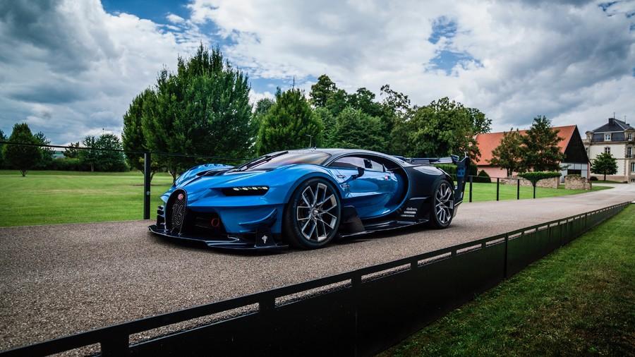 Bugatti Chiron 00047VG