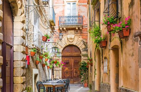 Cafe Positano Italy 00196