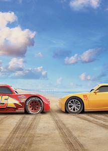 Cars McQueen Two Yello 00153