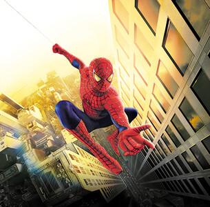 человек паук 01535