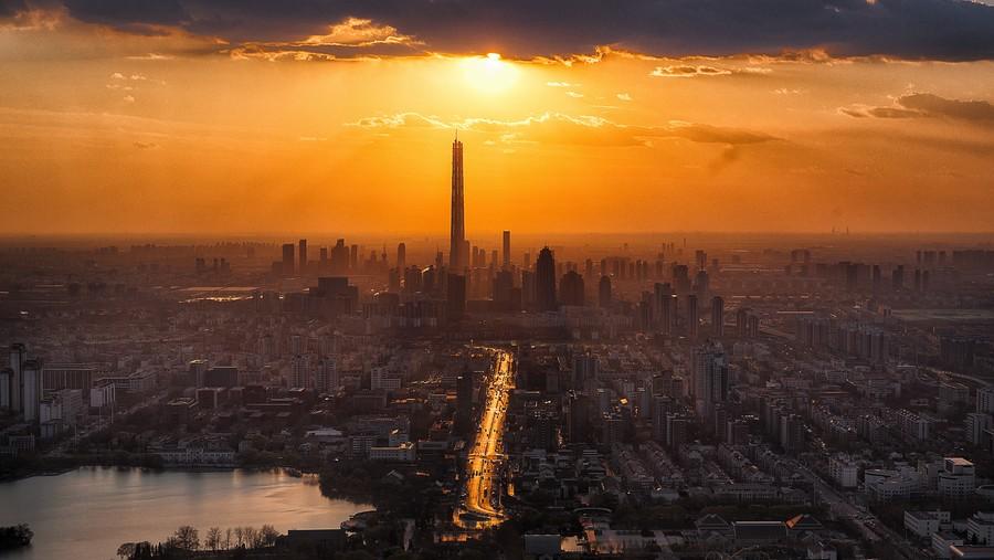 China Tianjin 00011