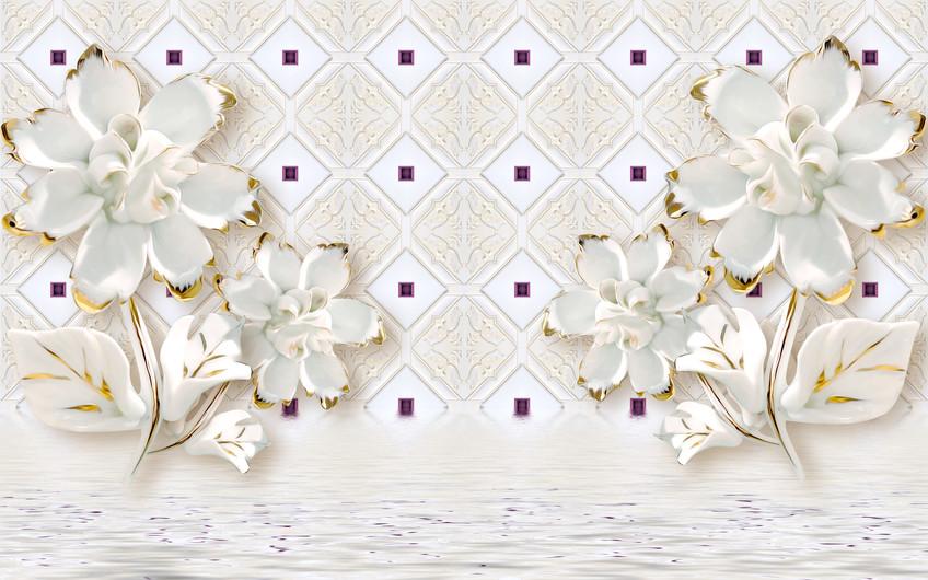 чудесные цветы 01224