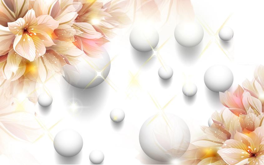 чудесные цветы 01228