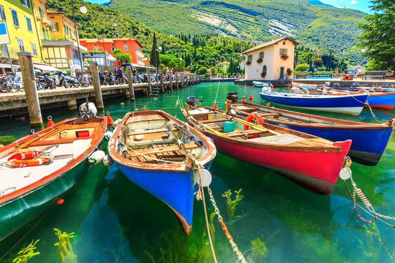 City Of Torbole, Italy 00476