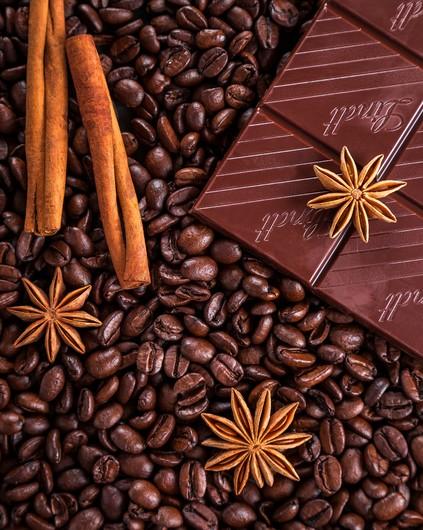 Coffee with cinnamon 00138