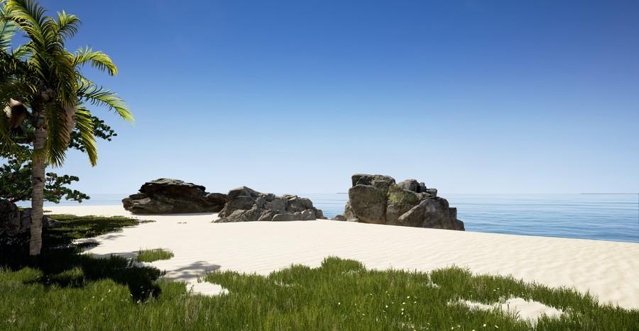 Cute beach 00620