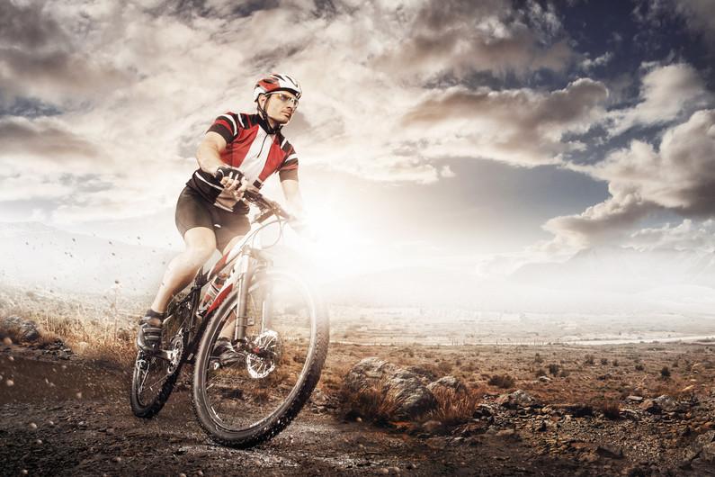 Cyclist 00119VG