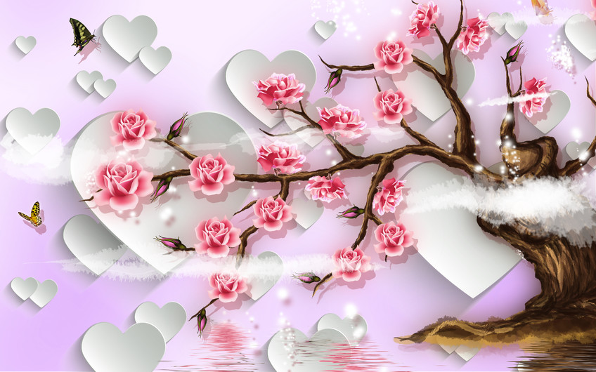 дерево любви 01098