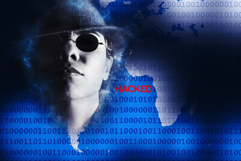 Digital hacker 00335
