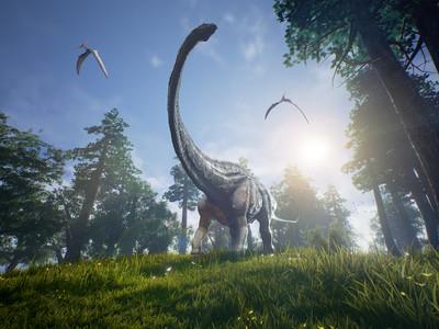 Diplodocus 00874