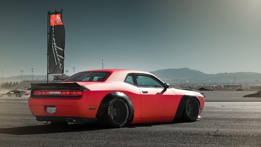 Dodge Hellcat 00052VG