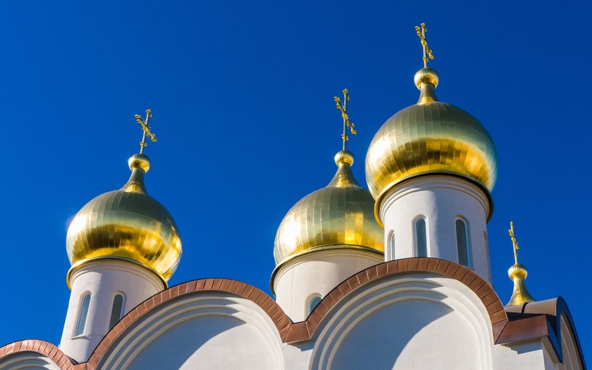 Domes of Moscow 00573