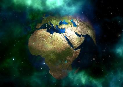 Earth 00166