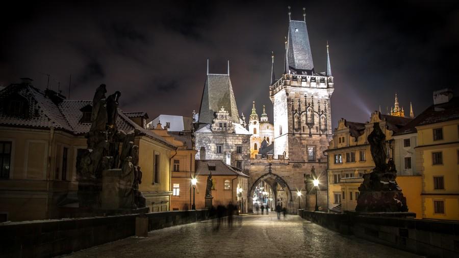 Evening Prague 00614
