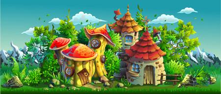 Fairy tales village 00198