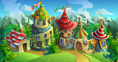 Fairytale village 00204