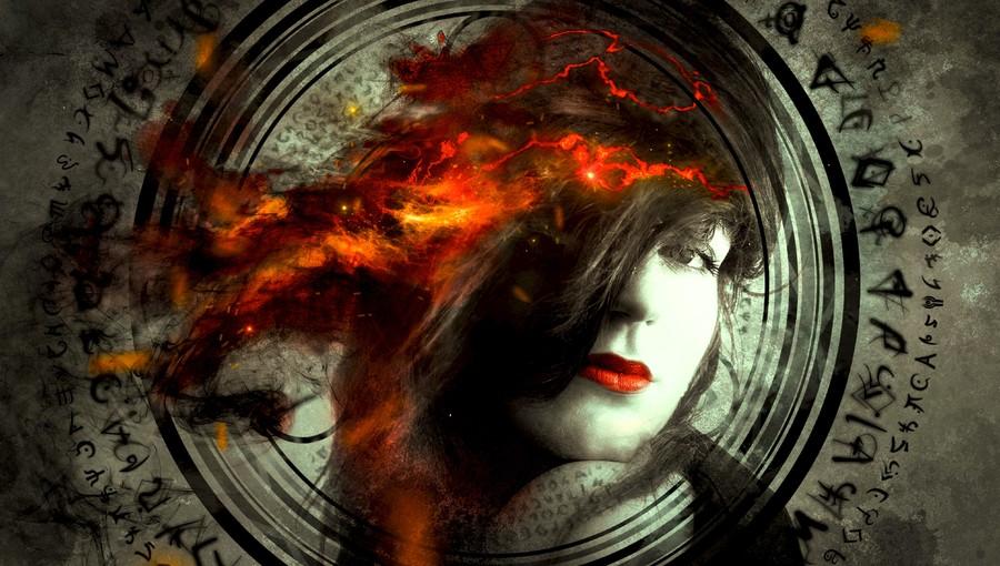 Fire lady 00514