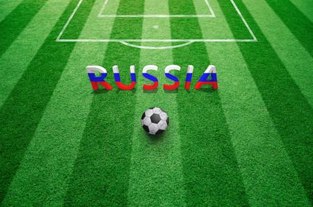 Football RUSSIA 00089VG