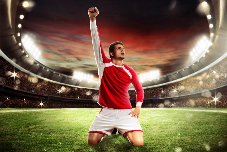Footballer 00112VG