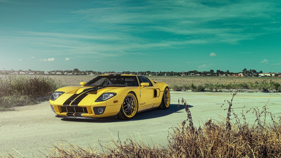 Ford GT 40 00006 VG