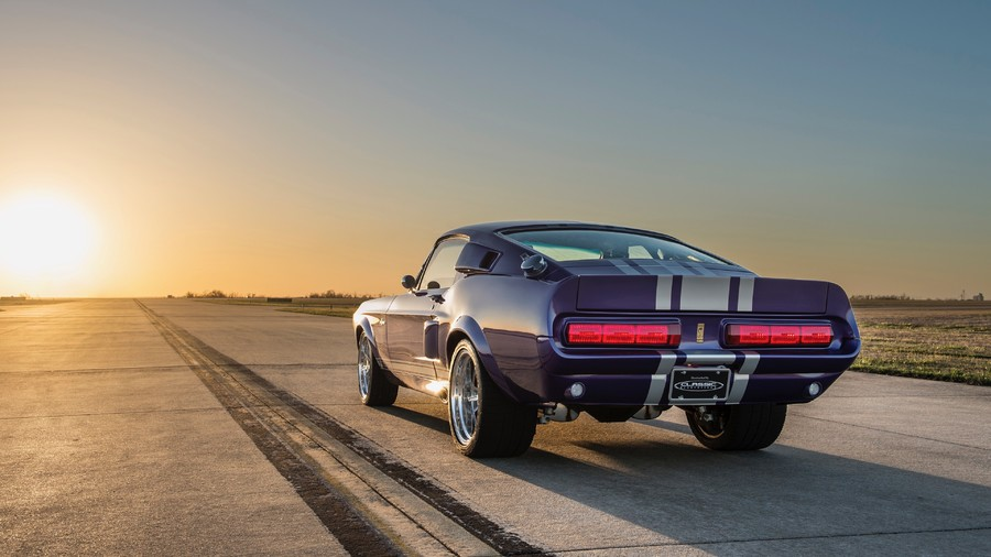 Ford Mustang 00014VG