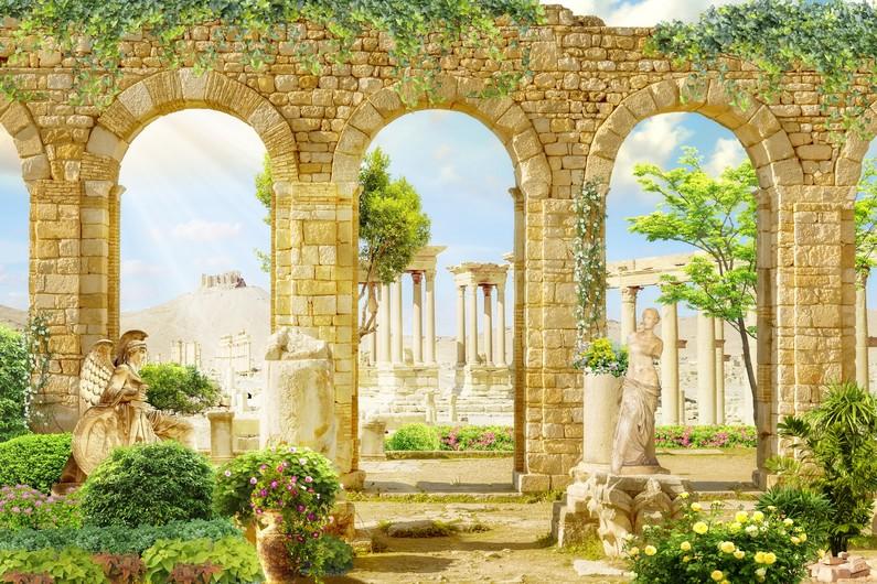 Fresco. Greece 00415