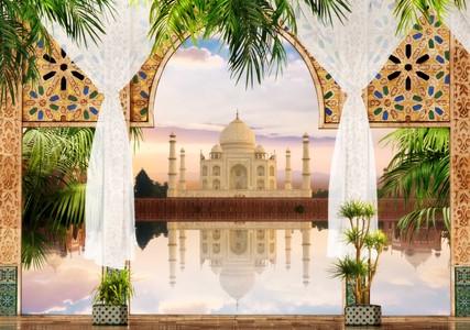Fresco. India 00726