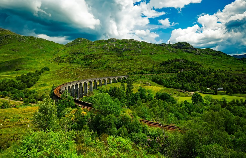 Горы Шотландии 00015